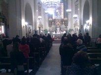 El traslado de los restos del Venerable Manuel Aparici